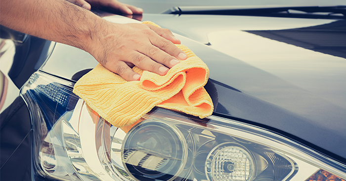 limpeza de carros